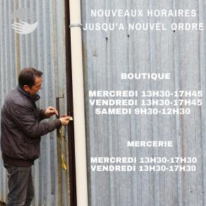Hangar Jean-Luc Fermeture clefs